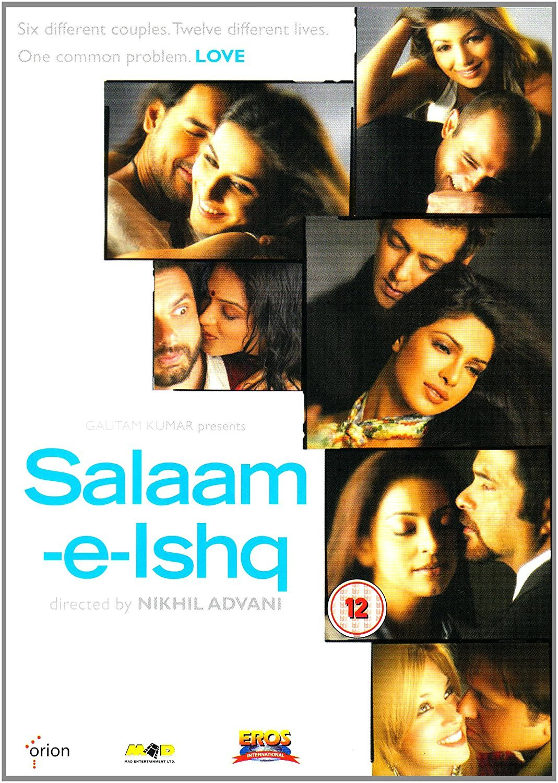 Salaam-e-Ishq Salman Khan Nikhil Advani Eros Entertainment