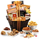 Broadway Basketeers Chocolate & Sweets Thinking of You Gourmet Gift Basket
