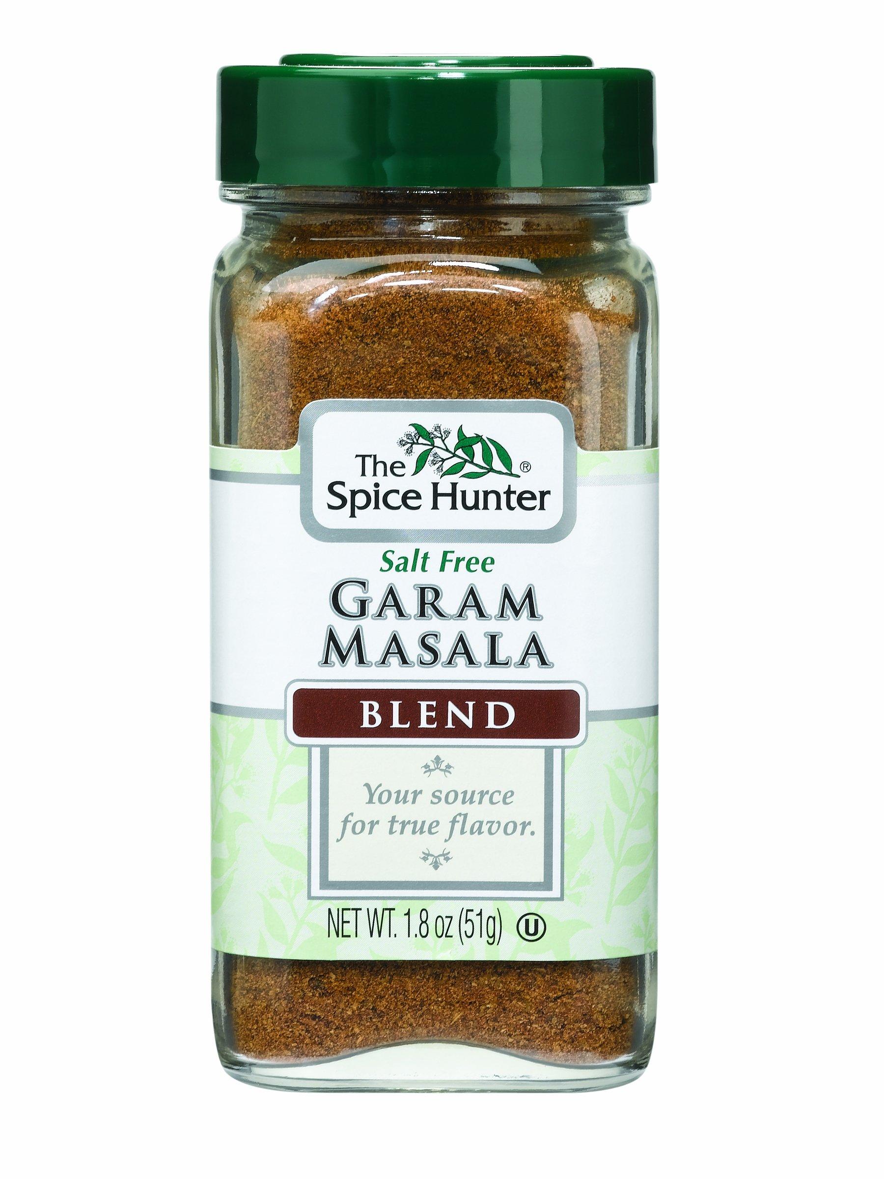 The Spice Hunter Garam Masala Blend, 1.8-Ounce Jars (Pack of 6)