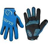 VMFTS 自行车手套凝胶衬垫运动手套 无指和全指手套 健身举重赛车训练 登山骑行行行行跑