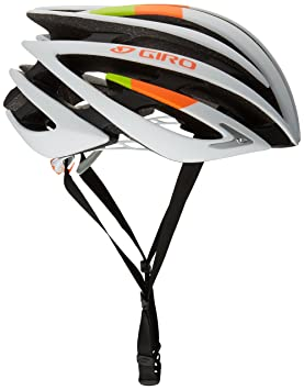 Giro Casco Aeon Blanco-Lima-Naranja 2016