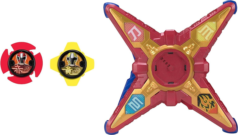 Power Rangers Ninja Acier Dx Ninja Bataille Morpher 3 en 1 Effets Sonores Jouet