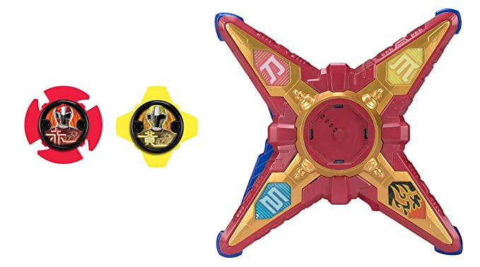 amazon com power rangers ninja steel dx ninja battle morpher toys