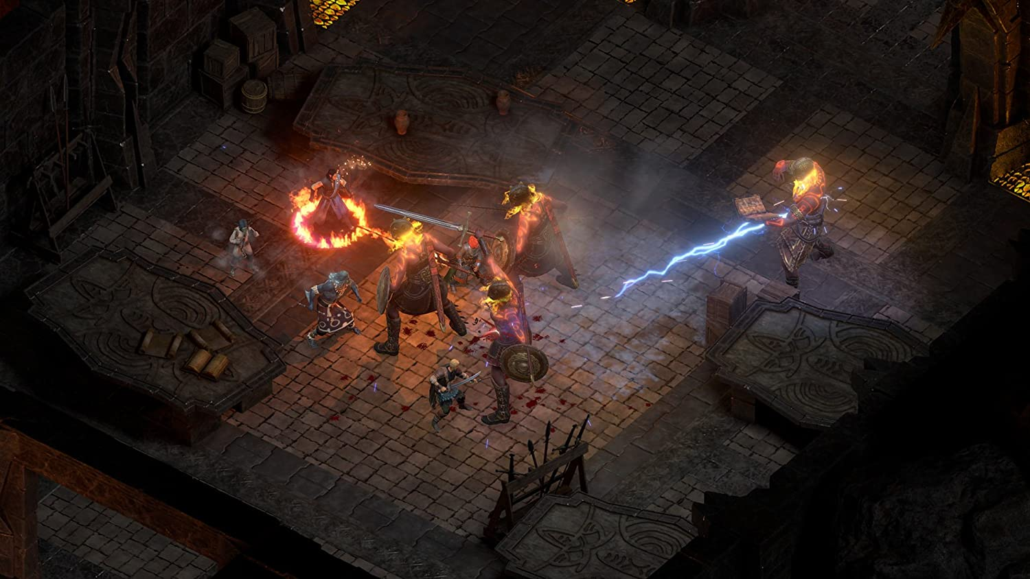 Pillars of Eternity II: Deadfire (Nintendo Switch): Amazon
