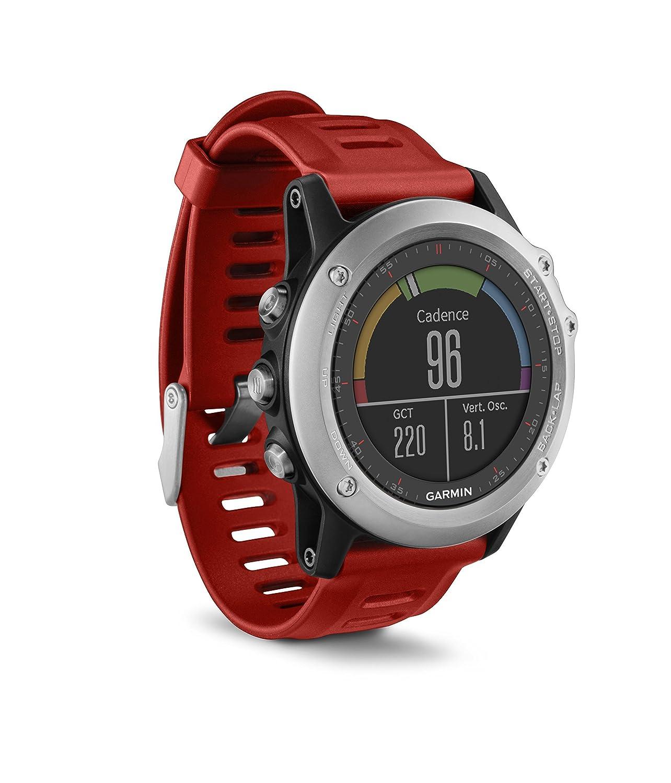 Garmin Fénix 3 - Reloj estándar Multideporte con GPS diseñado para ...