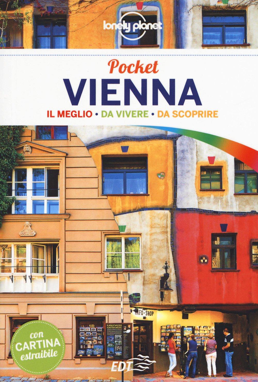 Vienna. Con cartina Copertina flessibile – 19 ott 2017 Kerry Christiani Catherine Le Nevez Donna Wheeler EDT