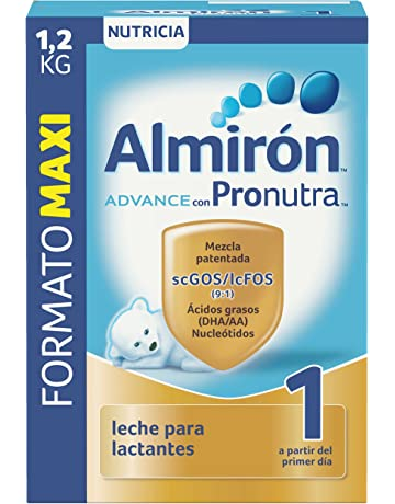 Almirón Advance con Pronutra 1 Leche de inicio en polvo a partir del primer día 1