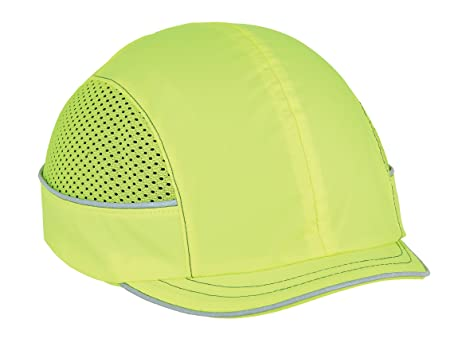 337c5f73a69 Image Unavailable. Image not available for. Color  Ergodyne Skullerz 8950  Safety Bump Cap with Micro Brim ...