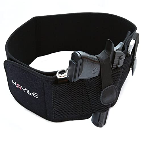 Kaylle Belly Band Holster for Concealed Carry (Upgraded)