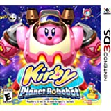 Kirby: Planet Robobot - Nintendo 3DS Standard Edition