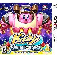 Kirby: Planet Robobot - Nintendo 3DS - Standard Edition