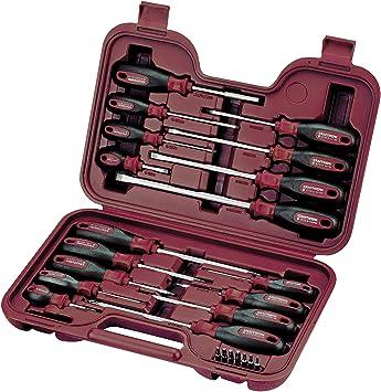 KRAFTWERK 4168 - Estuche de destornilladores: Amazon.es: Bricolaje y herramientas