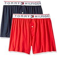 TOMMY HILFIGER Men's Modern Essentials Woven Boxer