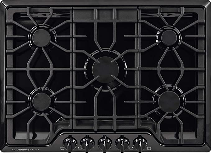 Amazon.com: Frigidaire FGGC3047QB Gallery 30-Inch Gas ...