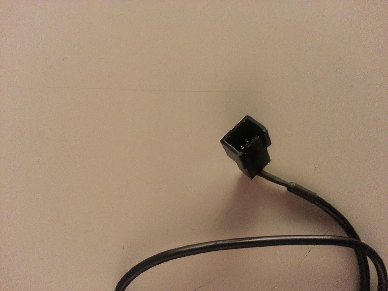 Evercool USB to a 2510 cooling fan 3 pin male housing EC-DF016