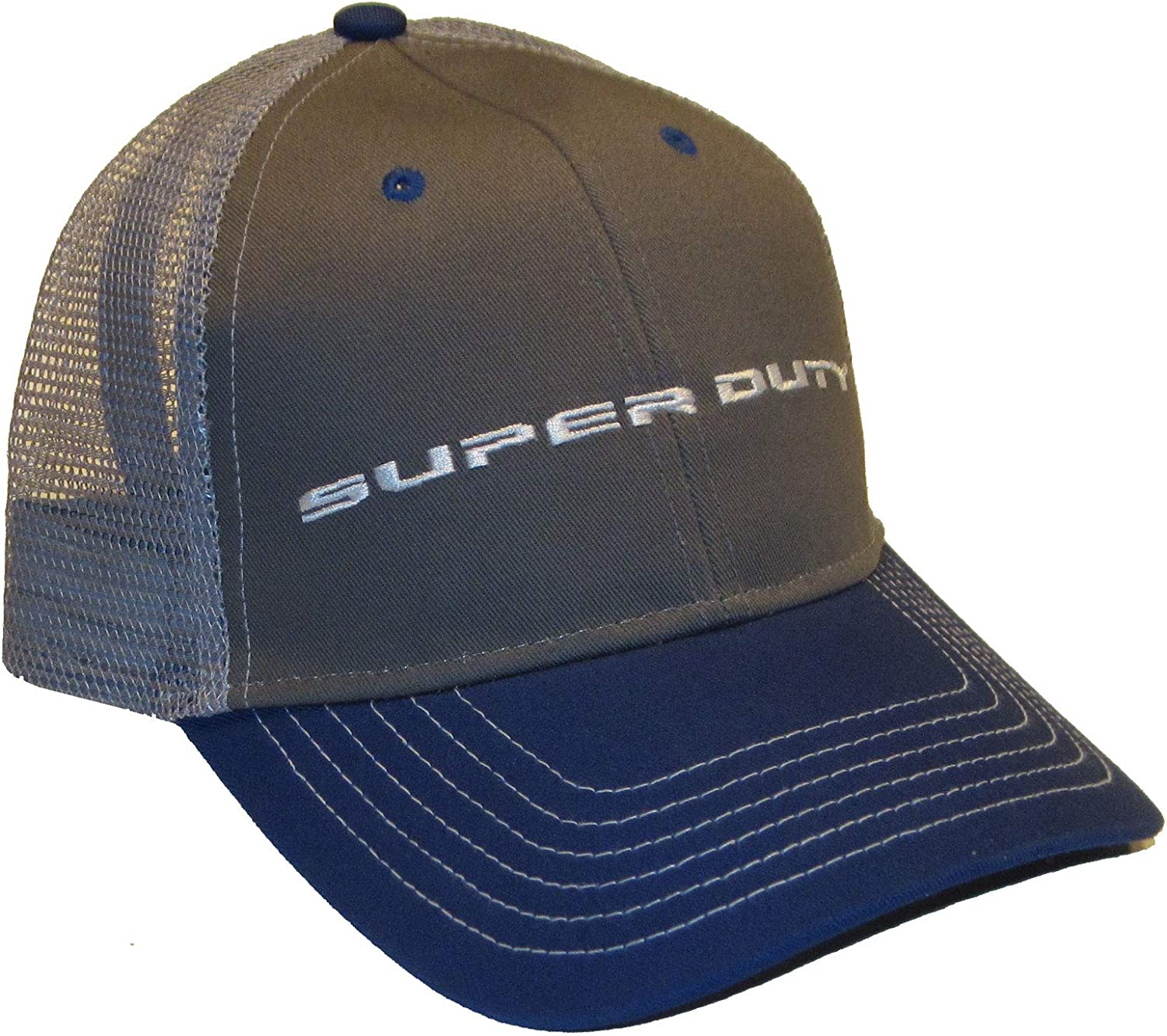 Gregs Automotive Ford Built Tough Hat Cap Bundle with Driving Style Decal