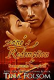 Zane's Redemption (Scanguards Vampires Book 5)