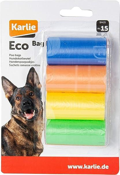Karlie 512454 Doggy Bag Bolsas Excremento Biodegradable: Amazon.es ...