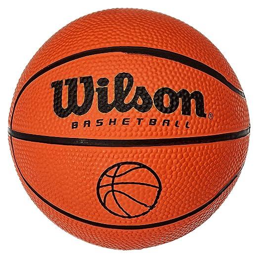 2 opinioni per Wilson Palla da pallacanestro per indoor e outdoor, Superfici ruvide, Asfalto,