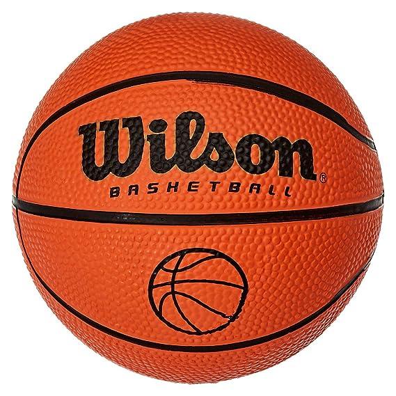 Wilson B1717 Pelota de Baloncesto Micro Interior y Exterior ...