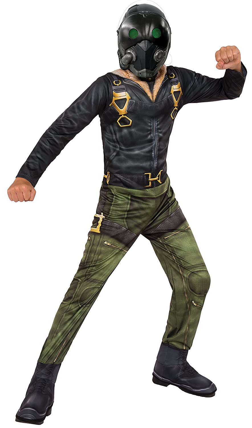 Rubie's Costume Spider-Man Homecoming Child's Vulture Costume, Multicolor, Large