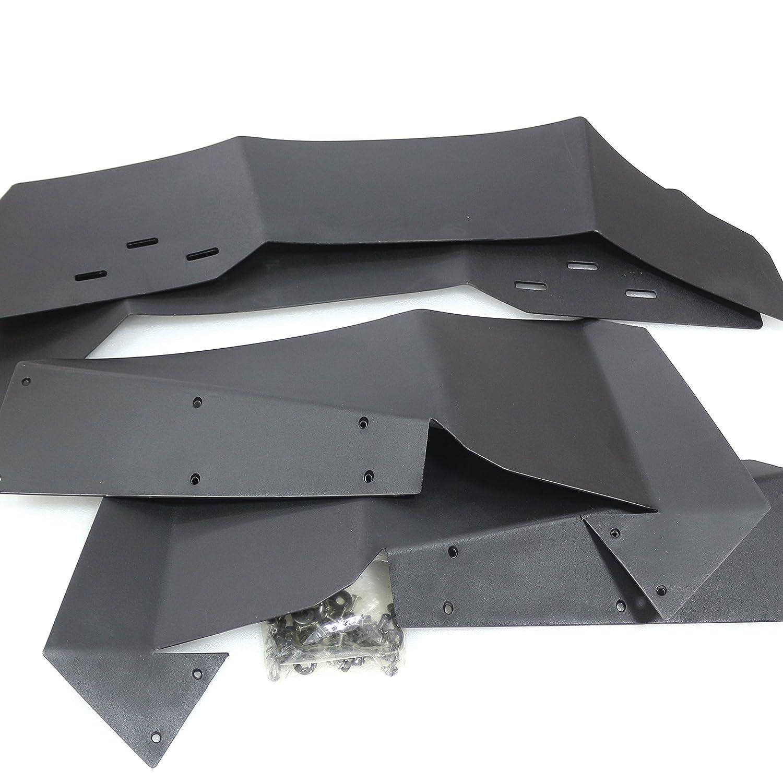 CPOWACE Mud Flaps Extended Fender Flares For Polaris RZR-S 1000 & RZR-S 900 & RZR-4 900 Changzhou Powace Internation Co. Ltd BJX-DAN-NBA