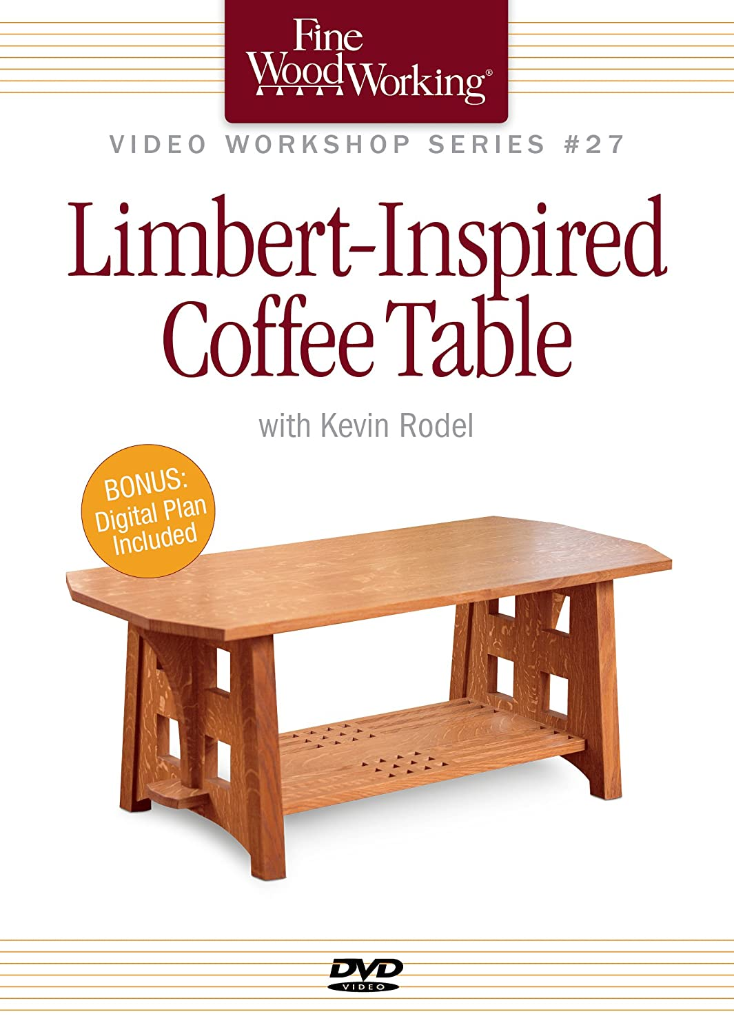 Amazon Com Fine Woodworking Video Workshop Series Limbert
