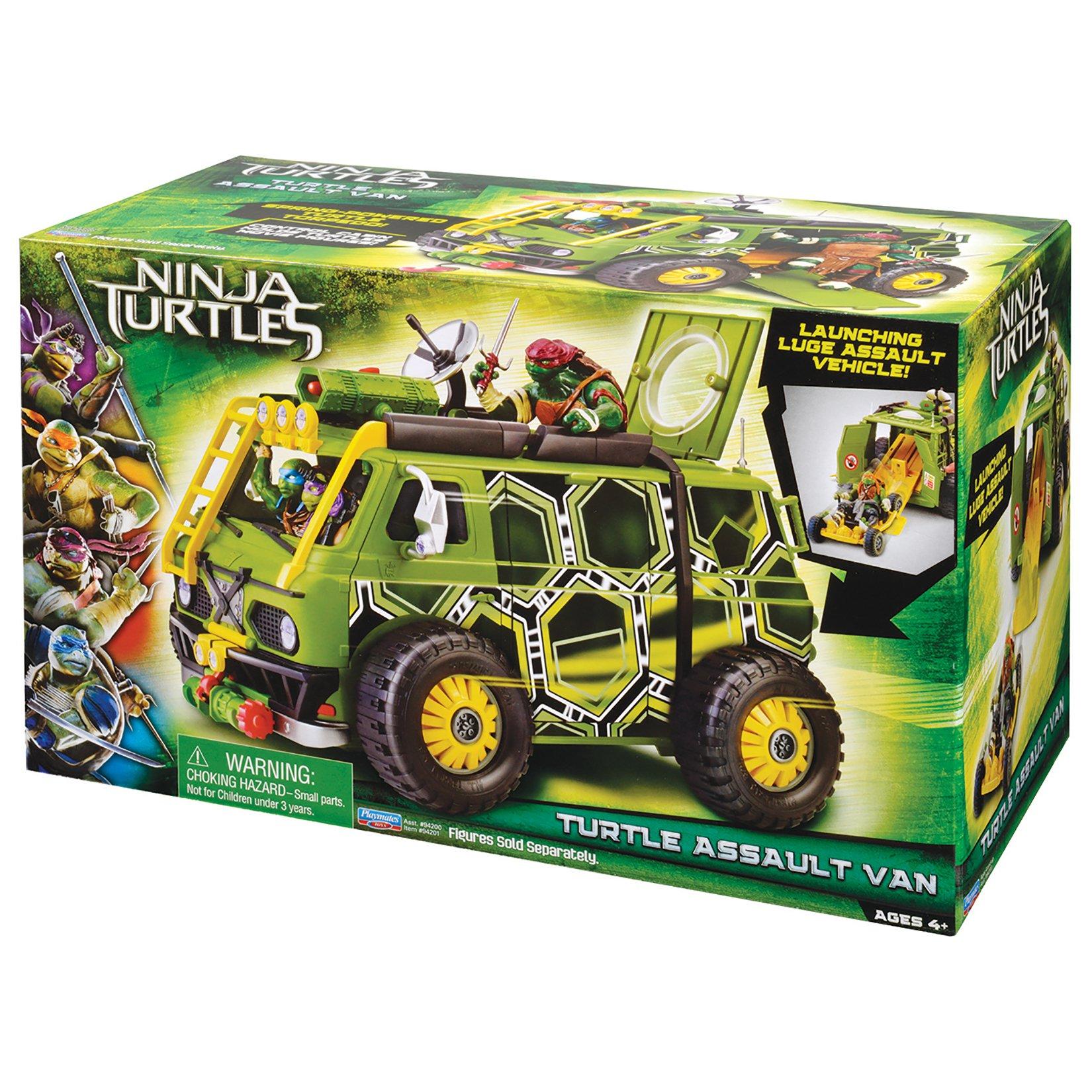 Teenage Mutant Ninja Turtles Movie Van by Nickelodeon (Image #6)