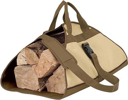 Classic Accessories Veranda Water-Resistant 40 Inch Log Carrier