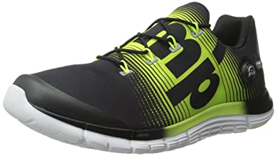 reebok pump fusion running shoes