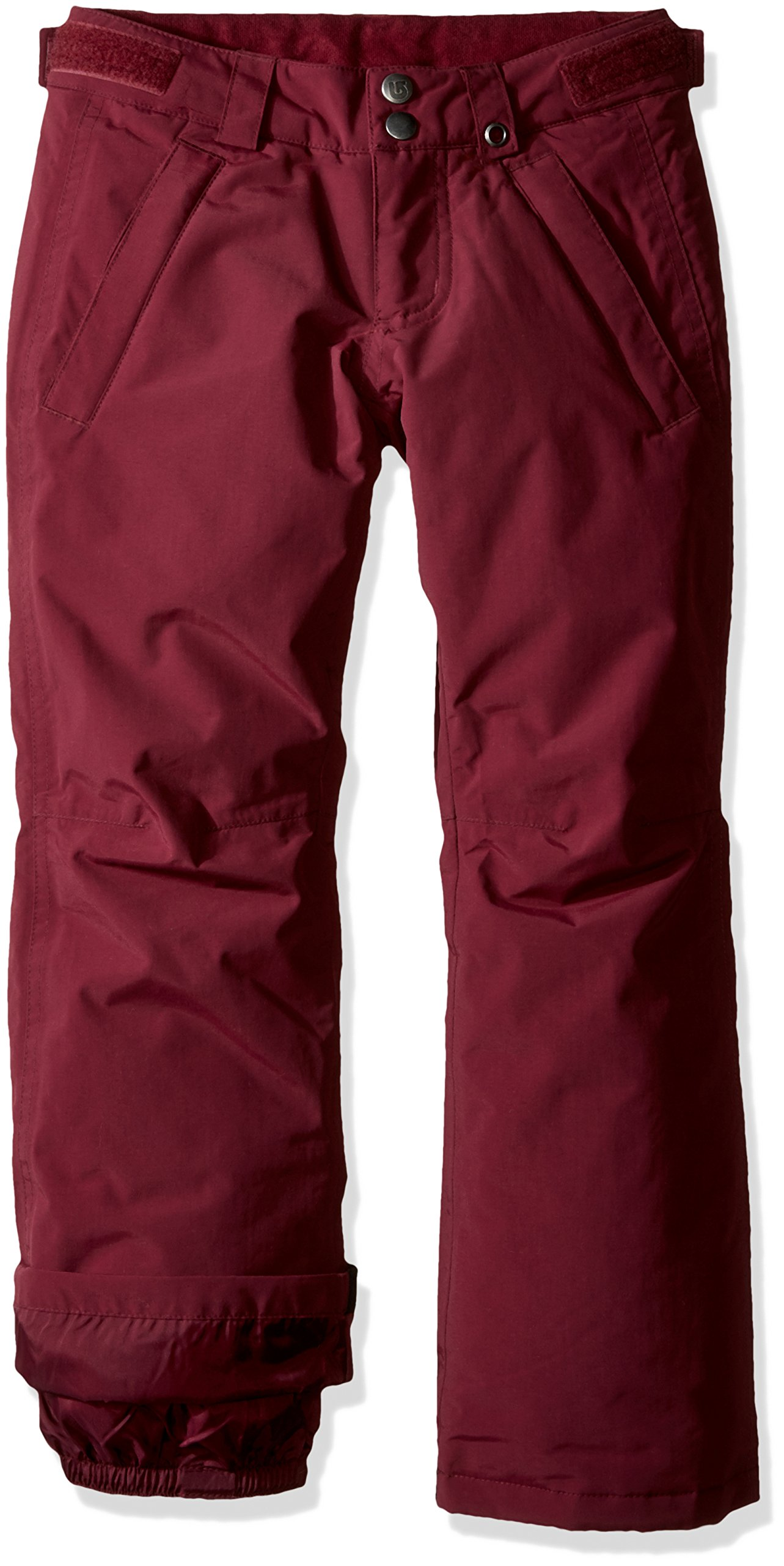 Burton Girl's Sweetart Pant, Sangria, Small