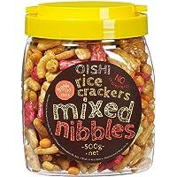 Oishi Pantry Rice Crackers Value Jar 500 g, 500 g