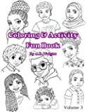 Coloring and Activity Fun Book: Volume 3