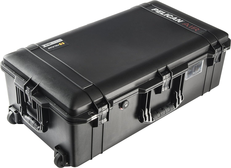 Pelican Air 1506 Case no Foam Black