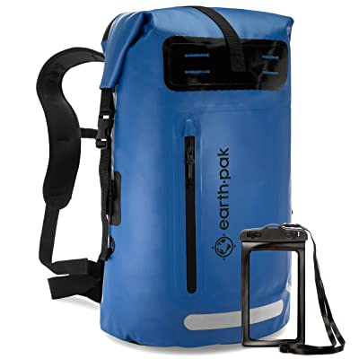 Earth Pak Waterproof Backpack