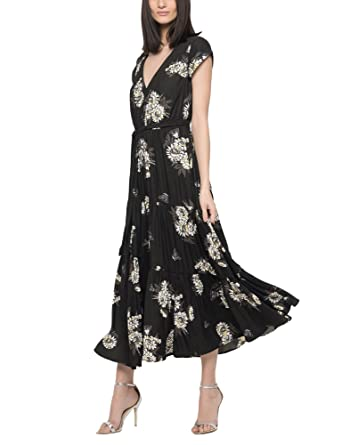 Free People Womens All I Got Floral Full-Length Maxi Dress at Amazon Women s  Clothing store  0a2a342eca