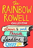 The Rainbow Rowell Collection: Eleanor & Park, Fangirl, Landline, and Carry On