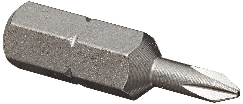 Wera Series 1 851/1 Z Sheet Metal Bit, Phillips PH 0 Head x 25mm Blade (Pack of 10) 05056500001