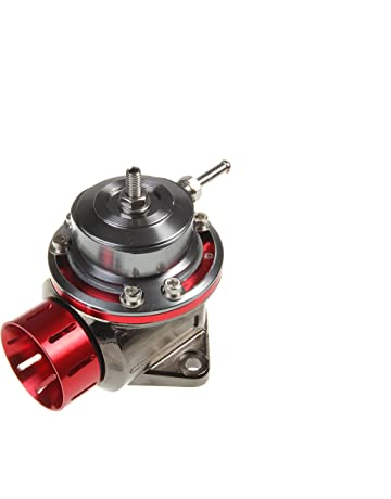 Adjustable and Universal Blow off Valve, Floating Valve Design, 12 Month Manufacturer Warranty