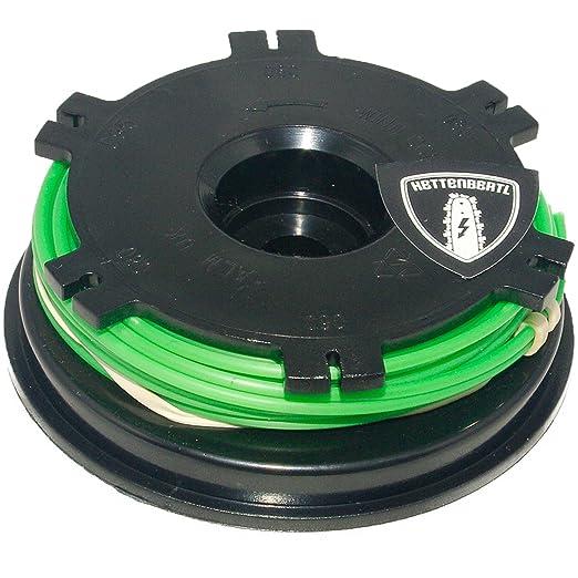 Bobina de cable para cortabordes apto para AL-KO LT 250 C libre ...