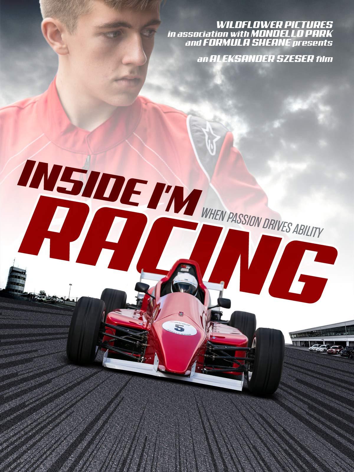 Inside I'm Racing on Amazon Prime Video UK
