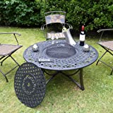 VISTERA BLOOMSBURY FIRE PIT TABLE