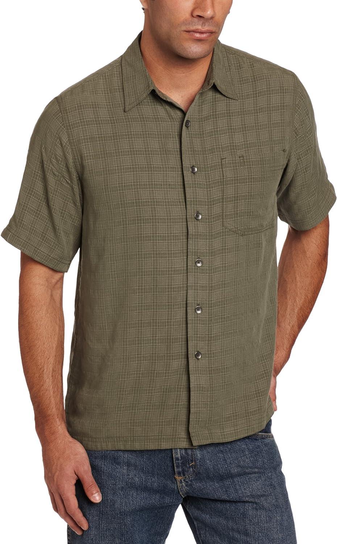Royal Robbins Mens San Juan Short Sleeve Shirt