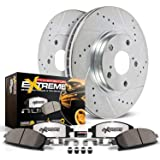 Power Stop K1950-36 Rear Z36 Truck and Tow Brake Kit