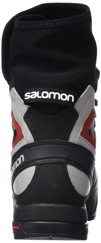 Salomon Men's X Alp Pro GTX Waterproof Hiking Boot B00KWKR7WM 9 D(M) US|Black / Light Onix / Flea