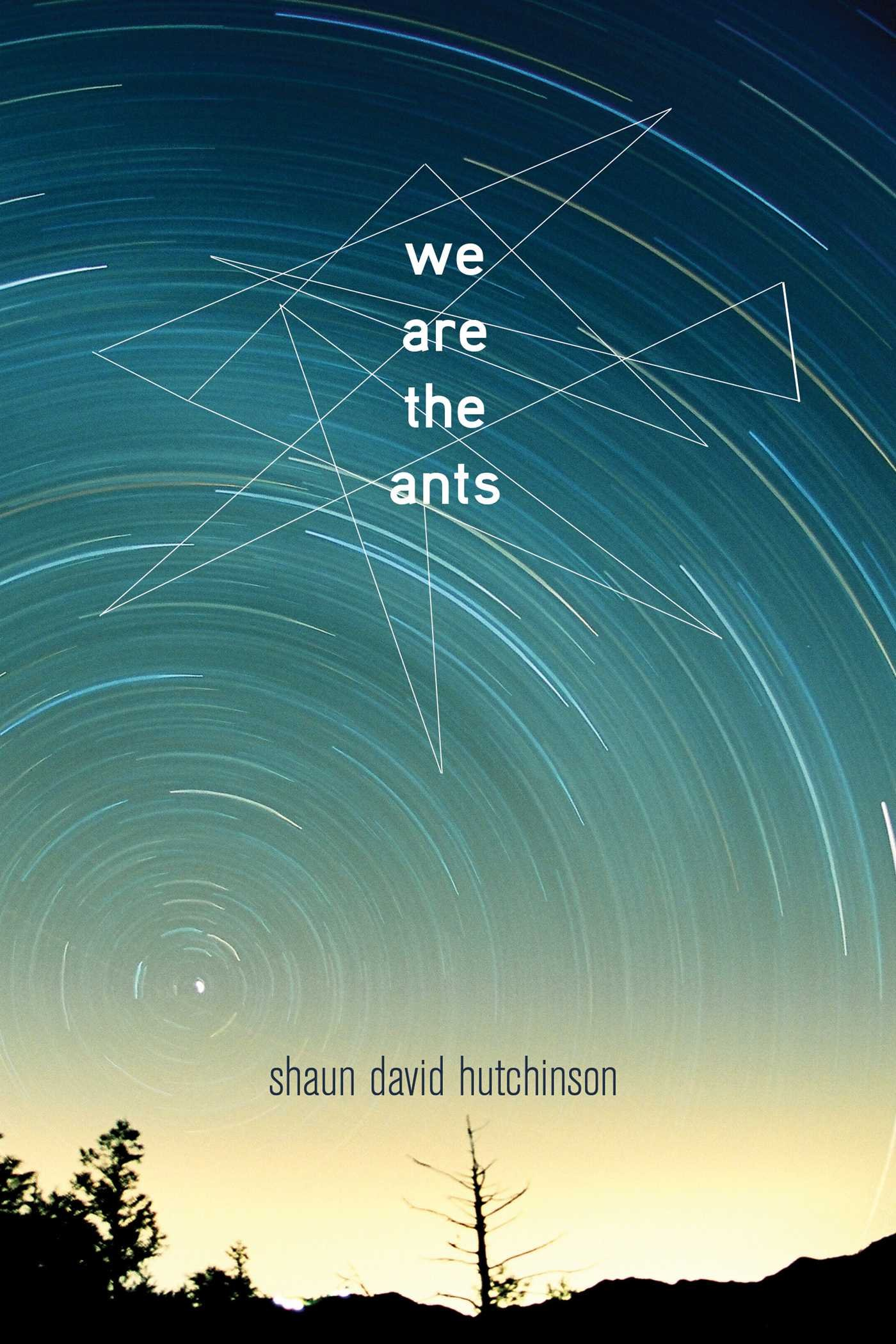 Amazon.com: We Are the Ants (9781481449649): Hutchinson, Shaun ...