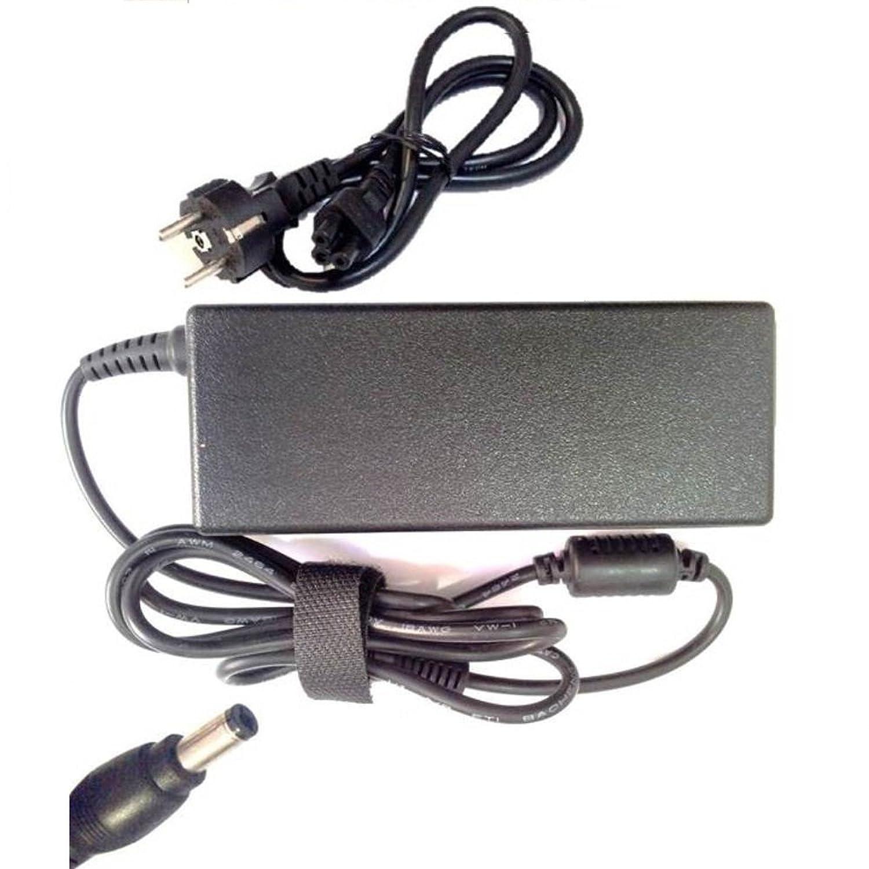 CABLE + CARGADOR 19V 3.95A TOSHIBA Satellite L750 L750D L755 ...