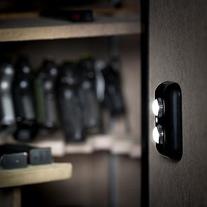Amazon.com: Luz segura con sensor de movimiento PIR ...