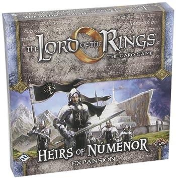 Lord of the Rings De el Señor de los Anillos LCG: herederos ...