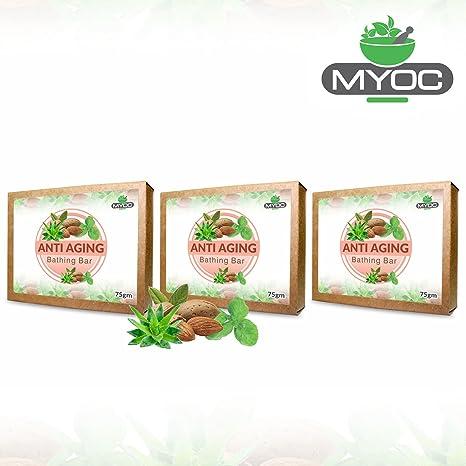 Aloe Vera, Basil, de almendro en aceite, aceite de aguacate, Eveneing Primrose